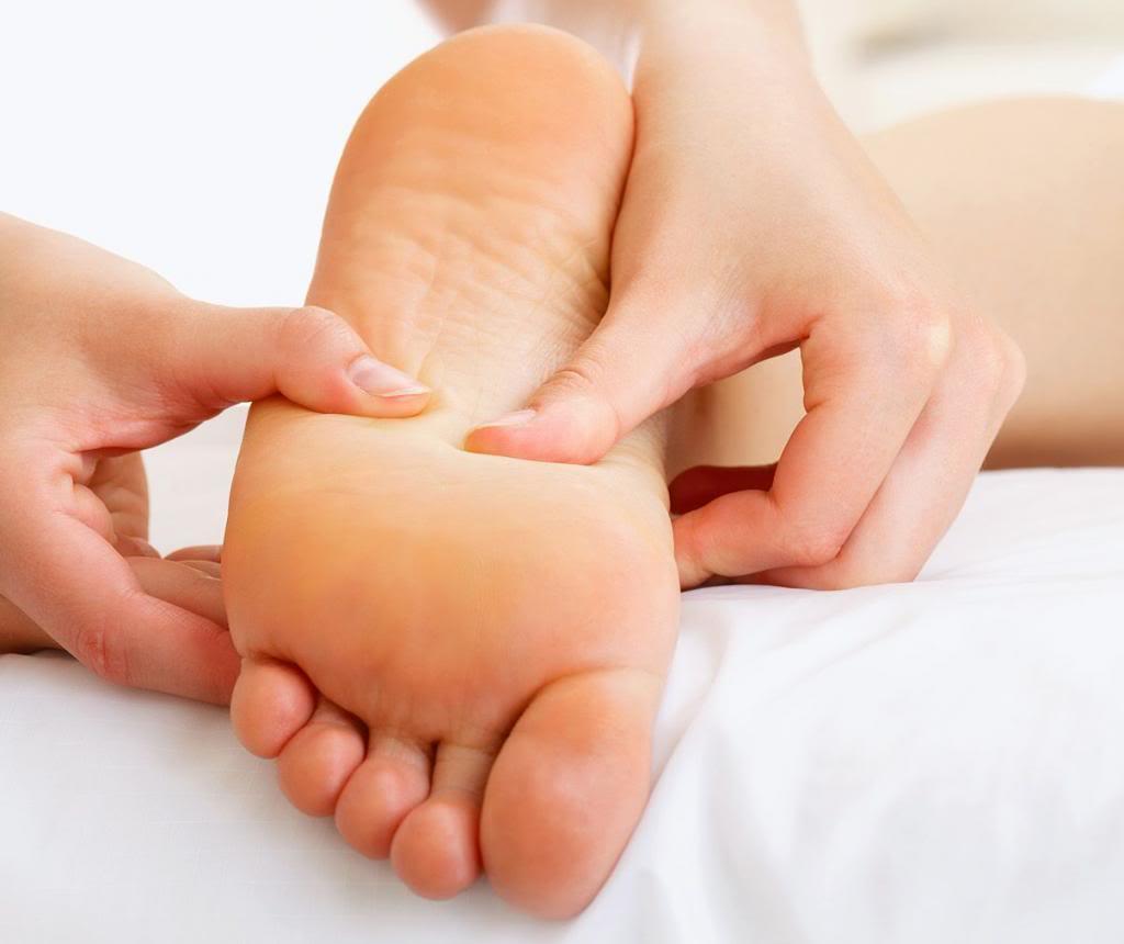 Знаете ли вы, что старение начинается с ног?
