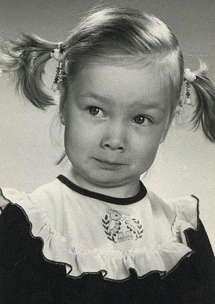 """16 """"наших"""" знаменитостей в детстве. Фото из домашних архивов"""