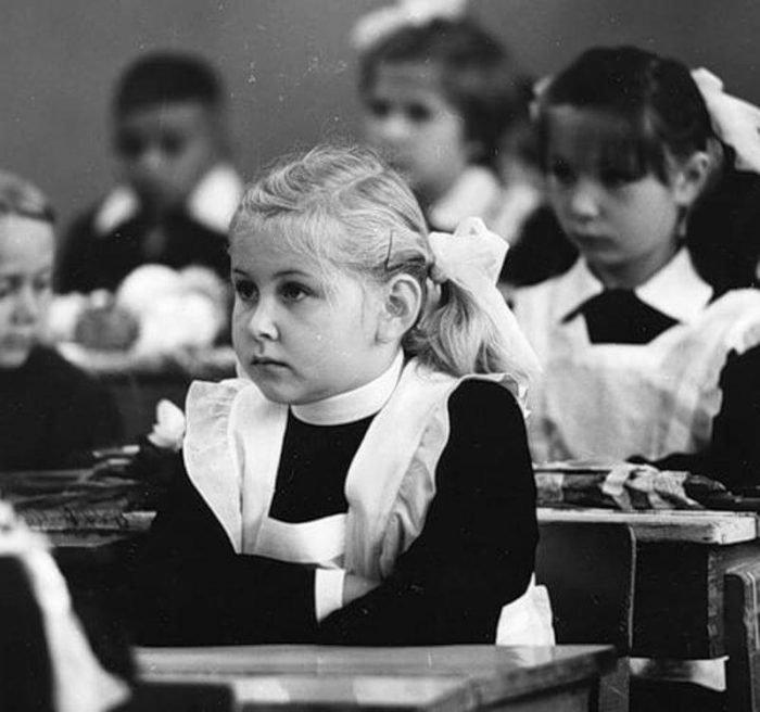 Так проходила жизнь каждого советского школьника: немножко воспоминаний