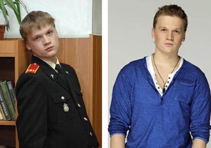 До и после: как изменились главные герои сериала «КАДЕТСТВО»