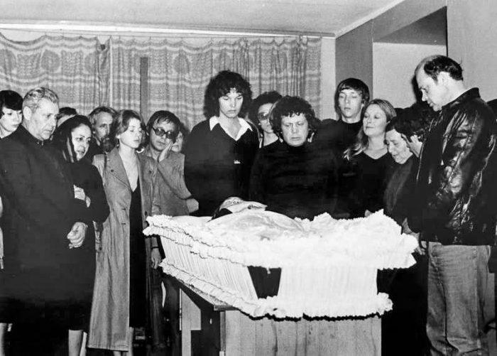 37 лет назад состоялось прощание с Высоцким