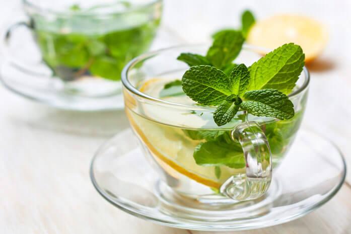 Ученые говорят: чай с мятой помогает похудеть