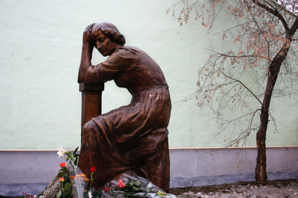 Марина Цветаева. Жизнь в стихах
