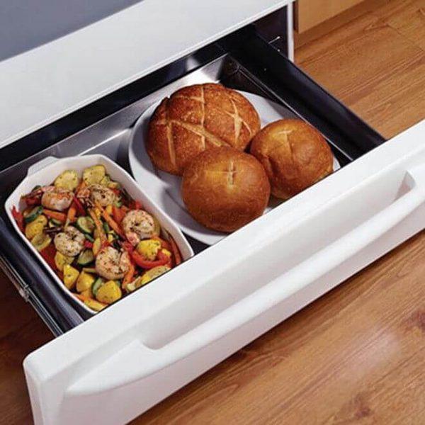 У вас есть ящик под духовкой? Узнайте об истинной цели этого ящика. Для меня это было открытием