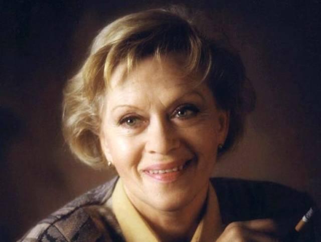 Алиса Фрейндлих. Ко дню рождения актрисы