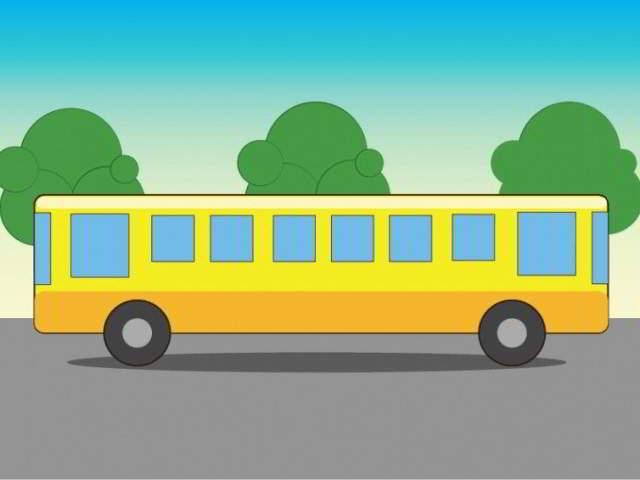 Картинка идущего автобуса могут смириться