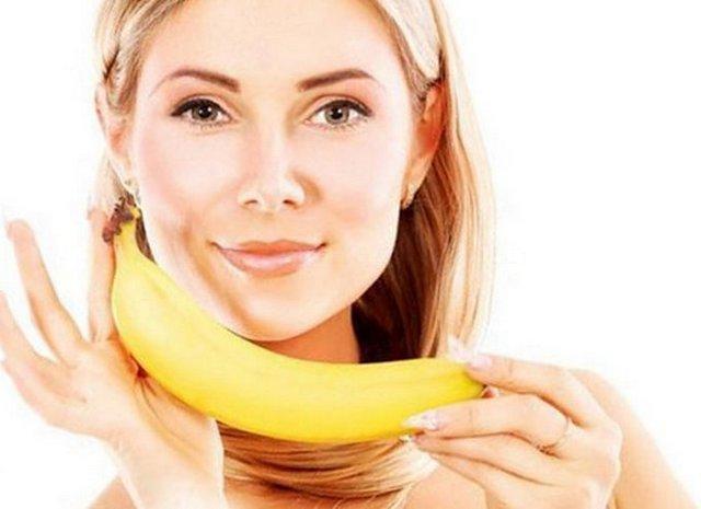 Банан поможет избавиться от морщин - 4 лучших рецепта