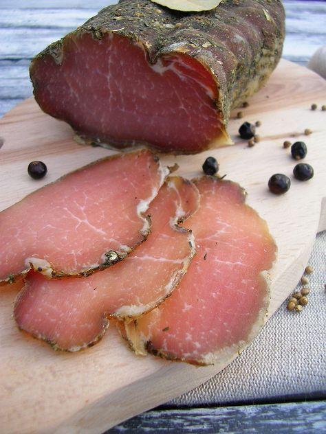 Вкуснейшее вяленое мясо по простому рецепту! Больше никогда не куплю в магазине – только домашнее!