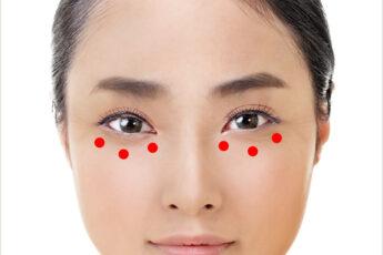 Японка лицо