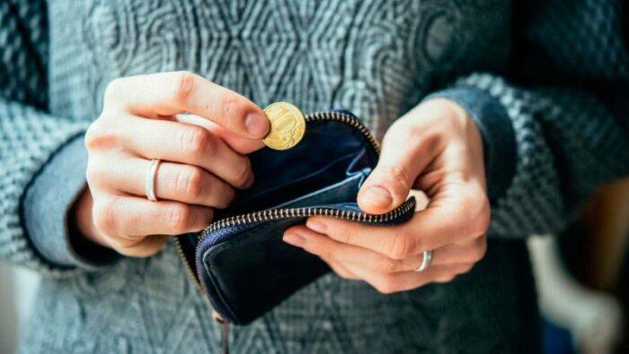 Почему денег стало мало? Может быть, мы откупились от беды