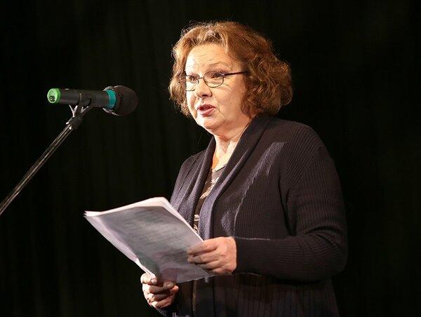 "Наталья Тенякова (фото: ""ТВ Центр"")"