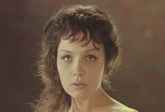 "Наталья Тенякова в фильме ""Зелёная карета"" (1967)"