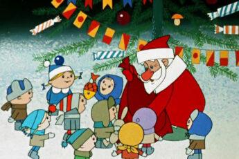 Новогодние мультфильмы советских времен, которые на одном дыхании смотрим мы и наши дети