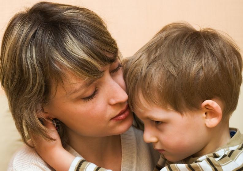 «Мама, я тебя больше не люблю»