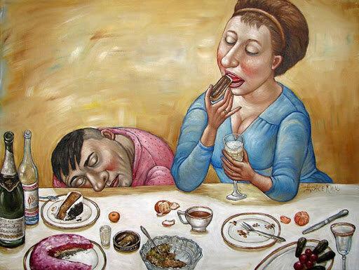 Картина Анжелы Джерих