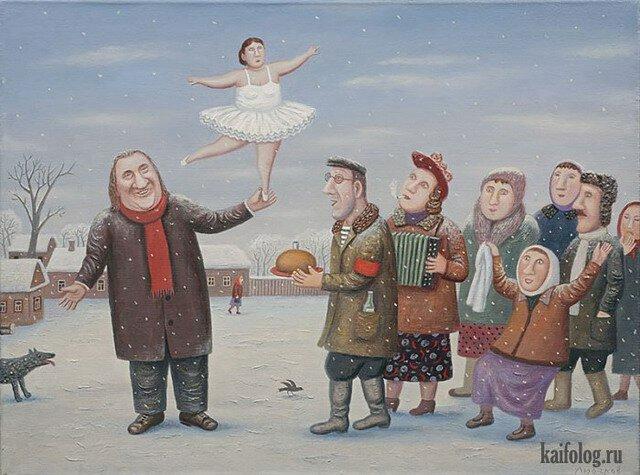 Картина Владимира Любарова