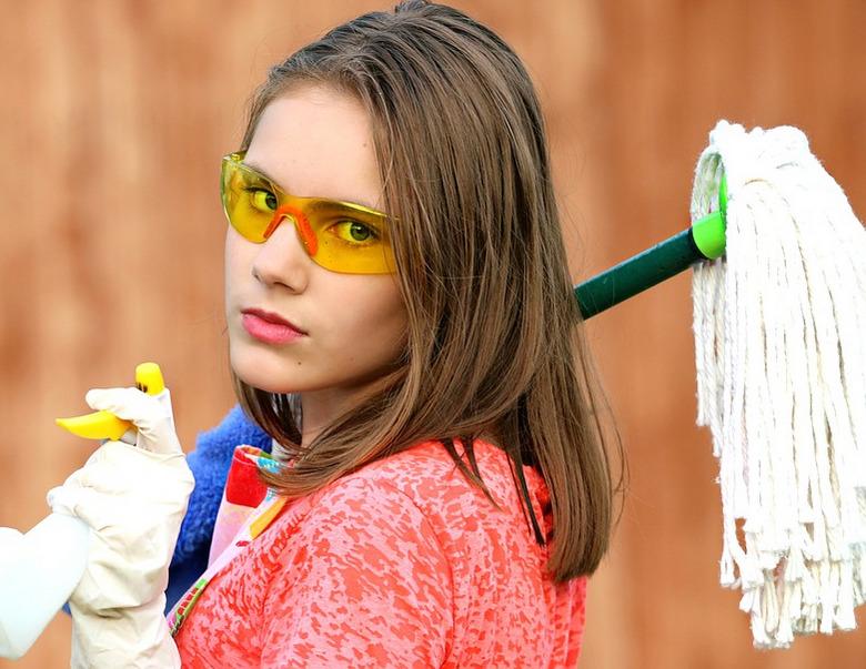 Почти год работаю уборщицей и мне не стыдно! Фото pixabay.com