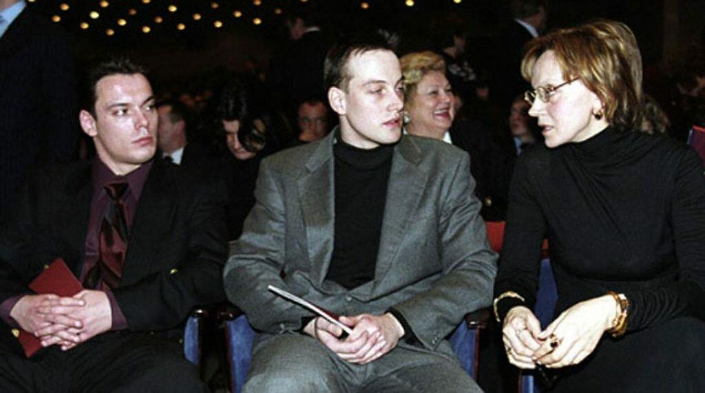 Фото: Ирина и ее сыновья globalsib.com