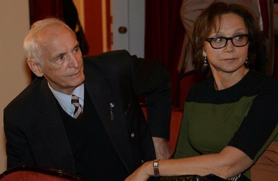 Фото: Ирина Купченко и Василий Лановой i10.fotocdn.net