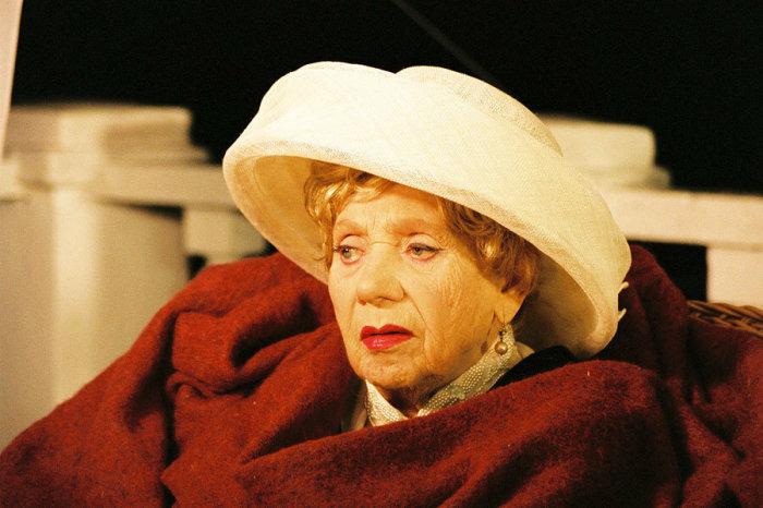Лидия Смирнова в старости