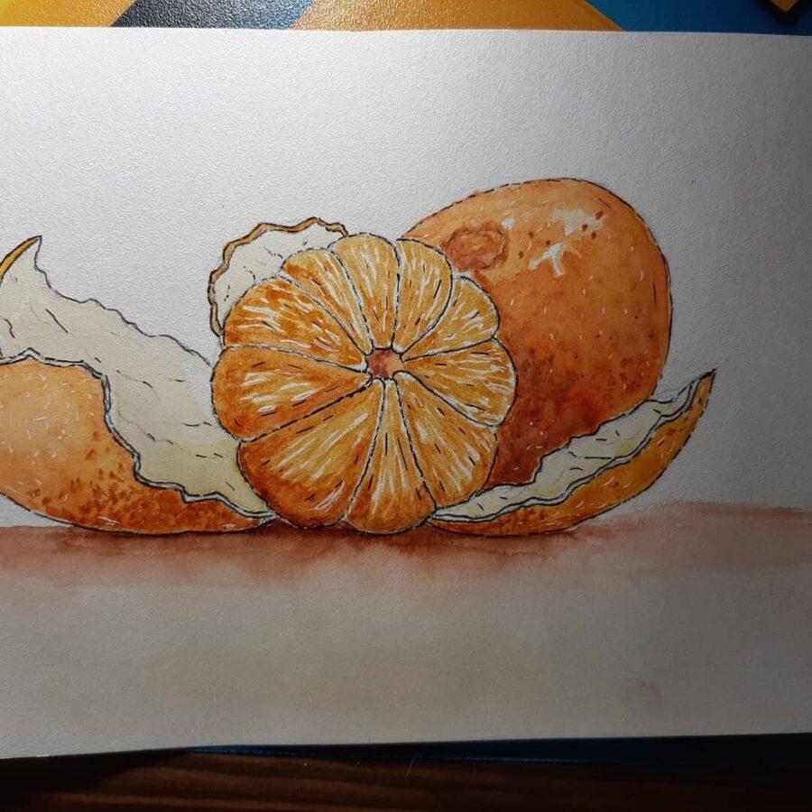 Рисунок Ольги Денисовой