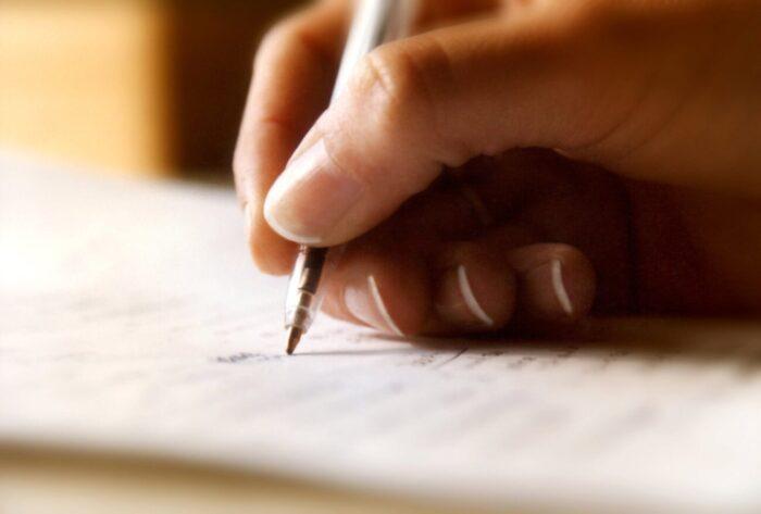 Если не можешь сказать, можно написать. Почему надо за себя бороться