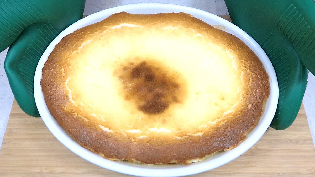 Французский пирог с черносливом