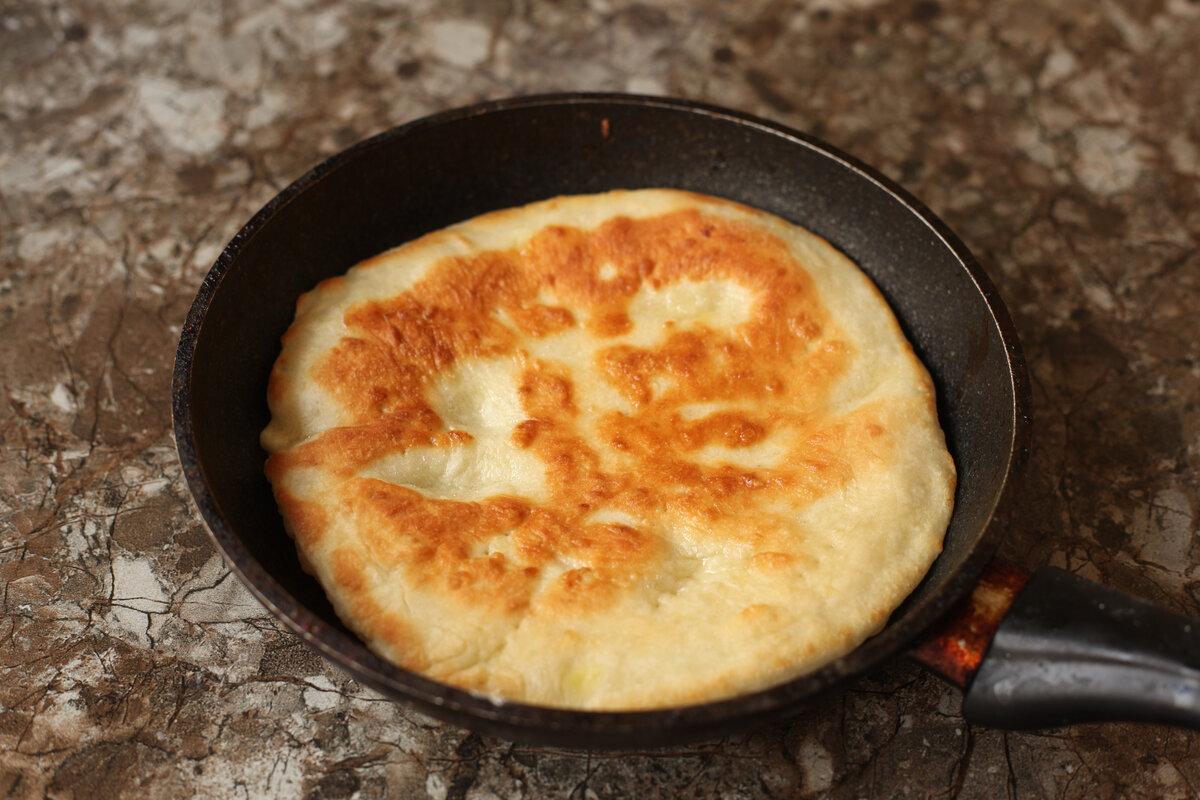 Изображение выглядит как еда, кухонная посуда, сковорода, готовит пищу Автоматически созданное описание