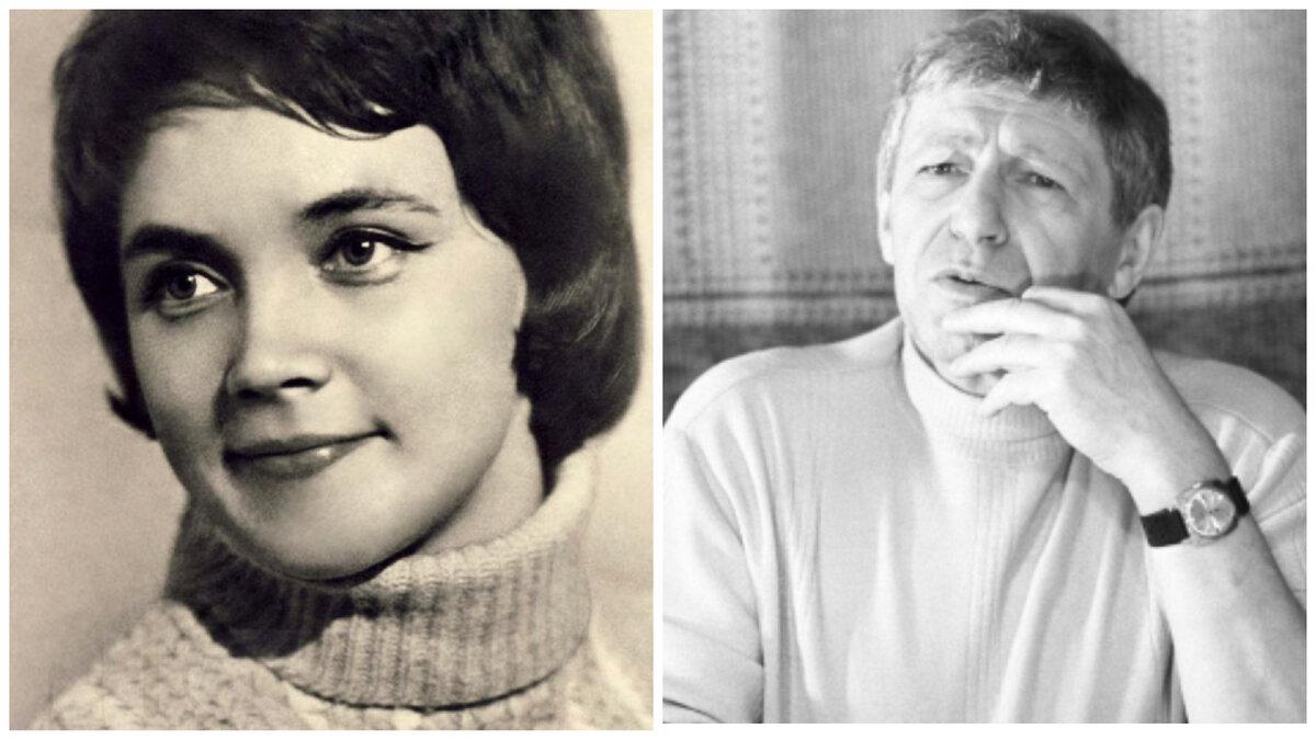 Лилиана Алешникова и её единственный супруг Яков Сегель. Фото взято из свободного источника