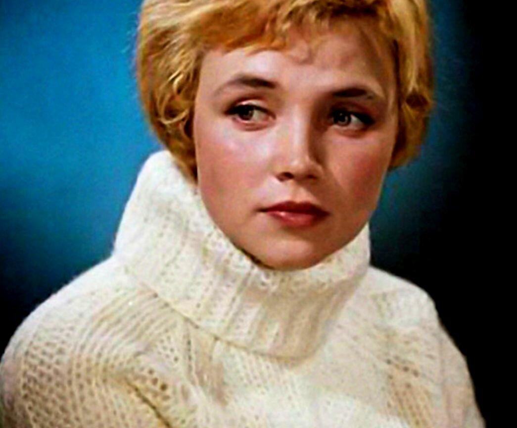 Лилиана Алешникова в молодости. Фото взято из свободного источника