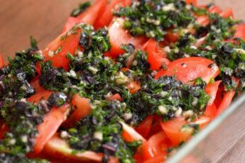 Изображение выглядит как еда, овощ, блюдо, салат Автоматически созданное описание
