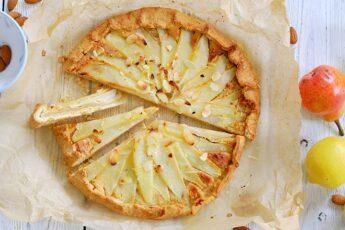 Изображение выглядит как еда, внутренний, тарелка, ломтик Автоматически созданное описание