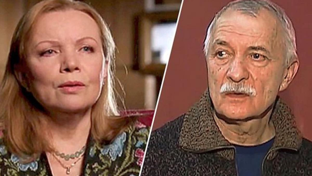 Валентина Теличкина и её единственный супруг Владимир. Фото взято из свободного источника
