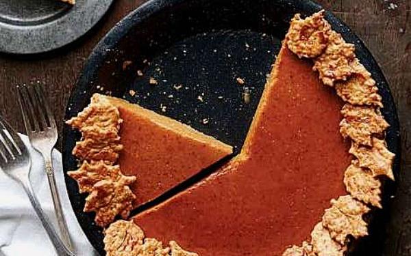 Даже если вы не в восторге от вкуса тыквы, вы вряд ли откажетесь от моего осеннего тыквенного пирога