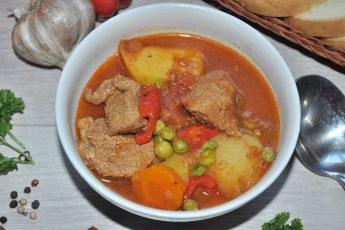 Изображение выглядит как еда, чаша, тарелка, блюдо Автоматически созданное описание