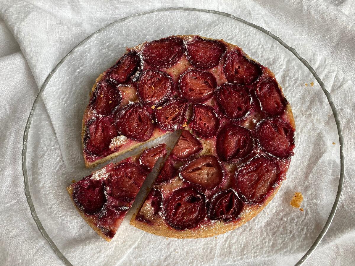 Знаменитый сливовый пирог из Нью-Йорк Таймс и его вариации