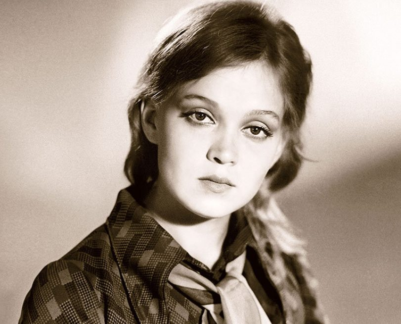 Ирина Шевчук в юности