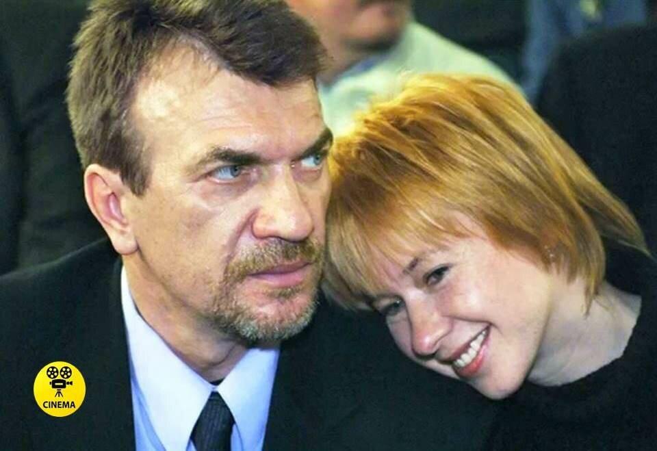 Владимир Морозов и Алла Клюка.